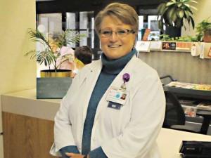 chief nursing officer